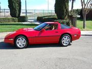 CHEVROLET CORVETTE 1990 - Chevrolet Corvette