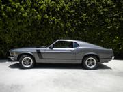 1970 ford Ford Mustang Mach 1 Fastback Sportroof