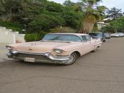 1957 cadillac Cadillac DeVille pink